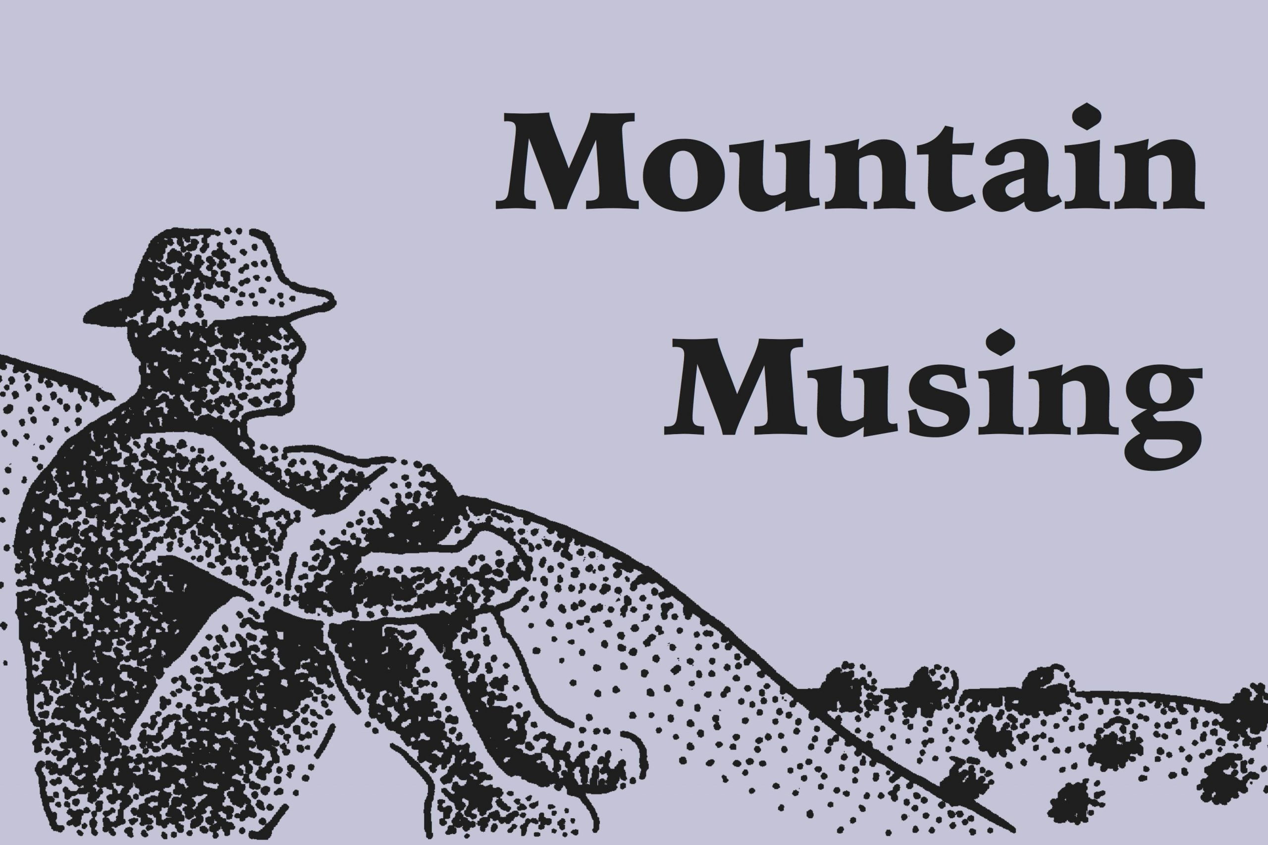Music and the mountains: Why now?