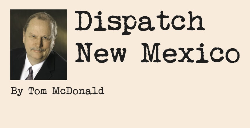 Backward New Mexico might someday move forward