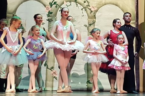 Nutcracker Ballet in Moriarty