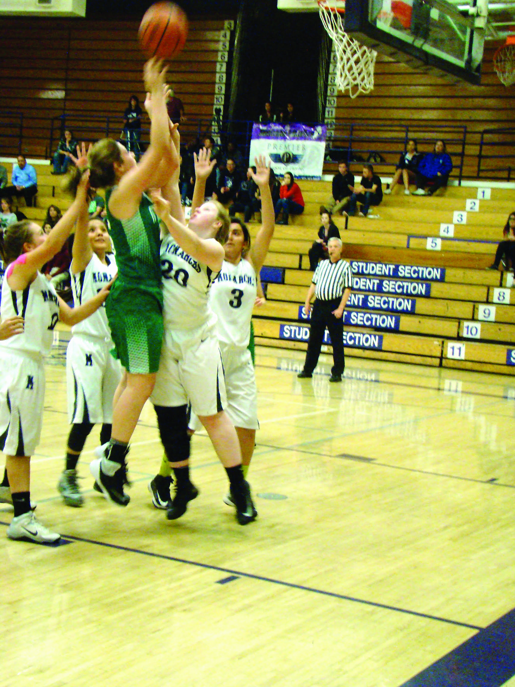 Lady Pintos off to best start in 7 years