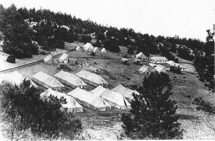 Sandia Park CCC camps topic of history talk
