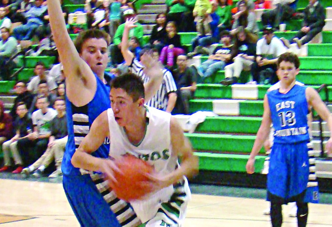 Pintos pound East Mountain in first-ever matchup
