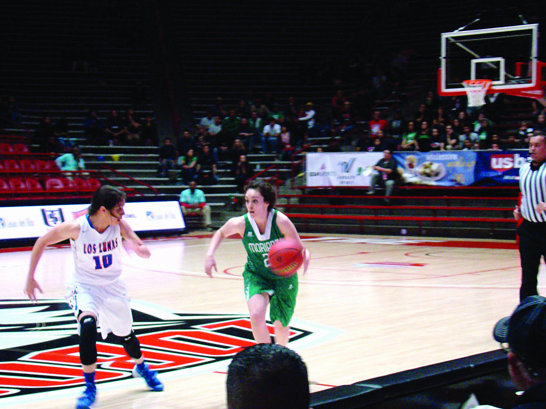 Moriarty Girls foil Farmington, lose to Los Lunas in state tourney