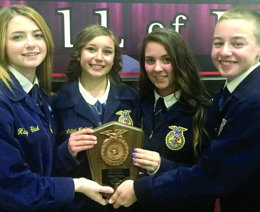 "Moriarty FFA brings home win and ""Top 5"" awards"