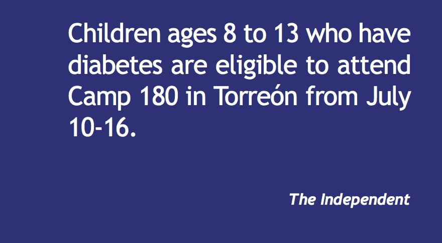 Sandia Mountain Lions sponsor diabetes camp for kids