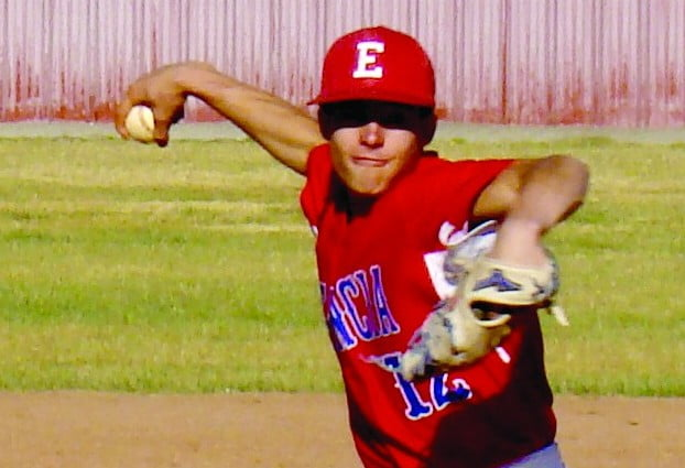 Estancia wins first district game with 25-1 rout over Santa Fe Prep