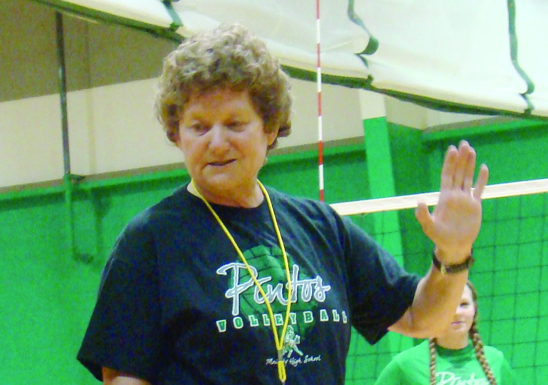 Moriarty volleyball coach 'excited about the possibilities'