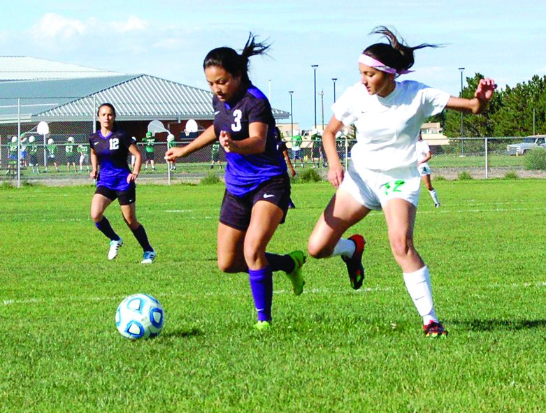 Moriarty girls soccer loses to Manzano following tie with Belen