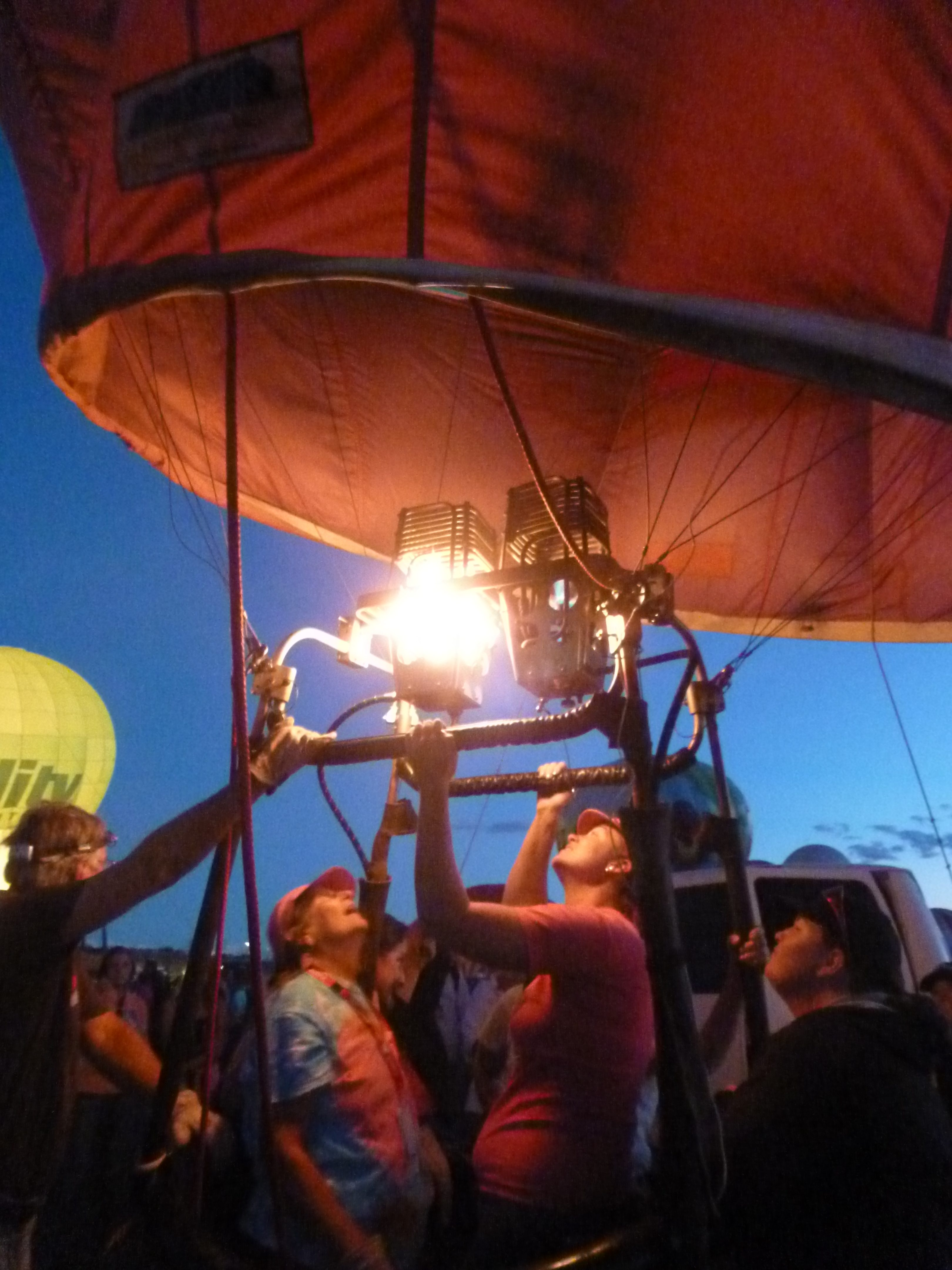 East Mountain balloonists take flight