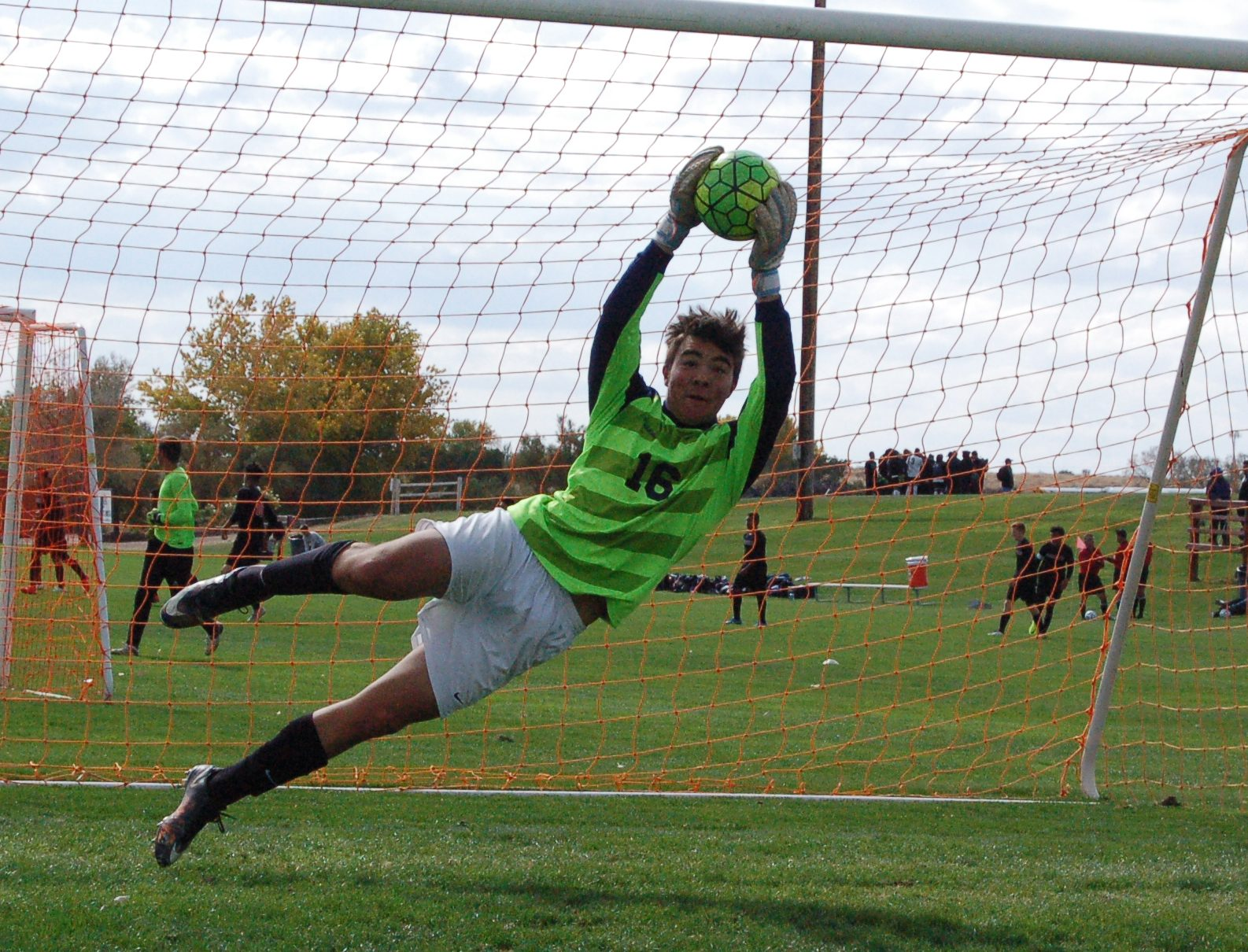 East Mountain boys soccer season ends with loss to Hope Christian