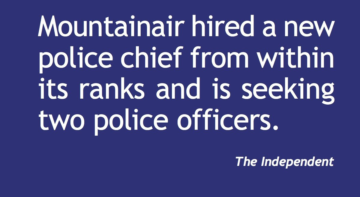 Mountainair hires new police chief