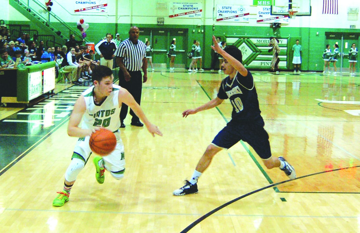 Pintos beat Ruidoso Warriors only to fall to them four days later