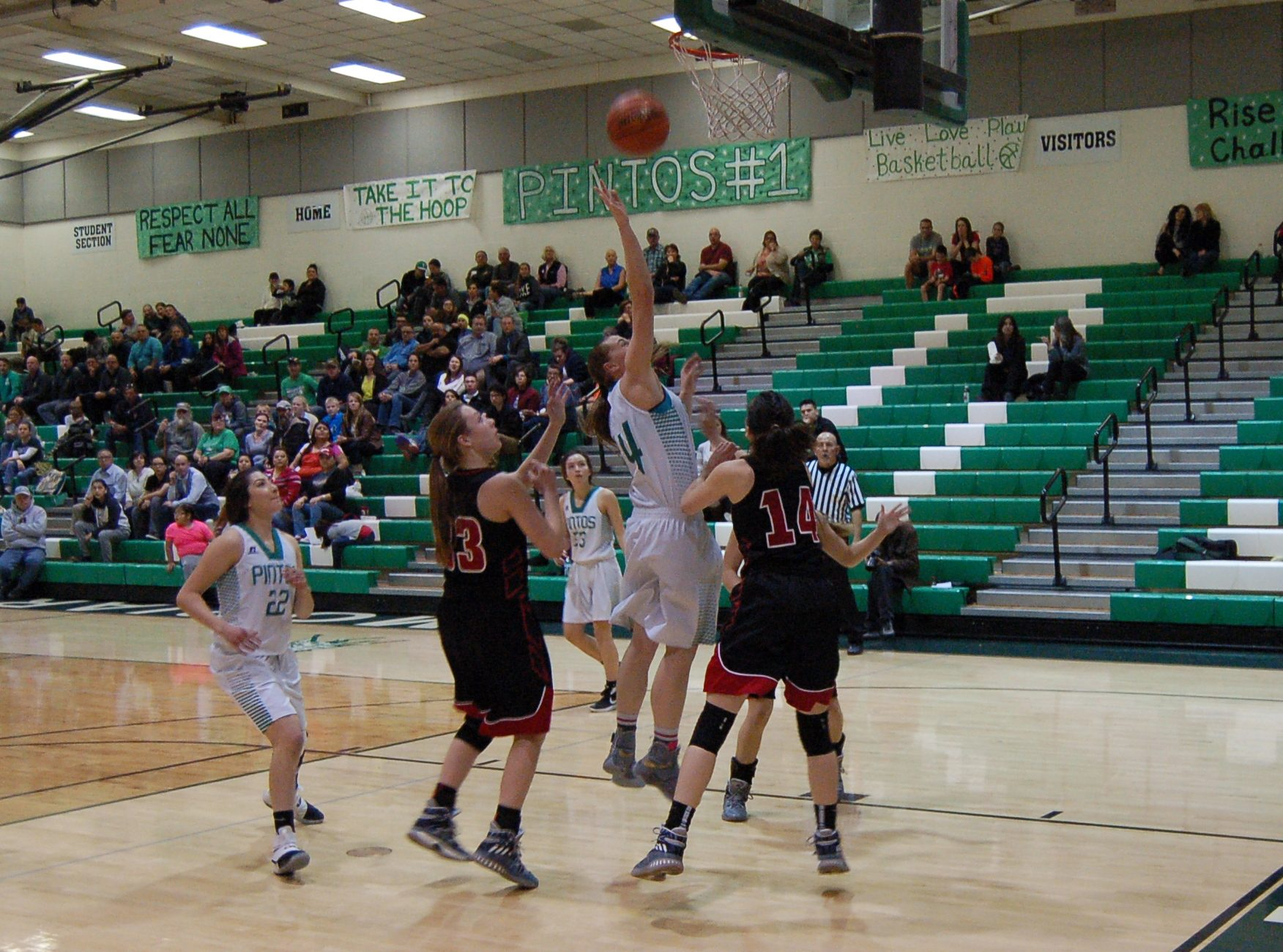 Moriarty girls get No. 5 seed at state after loss in district tourney
