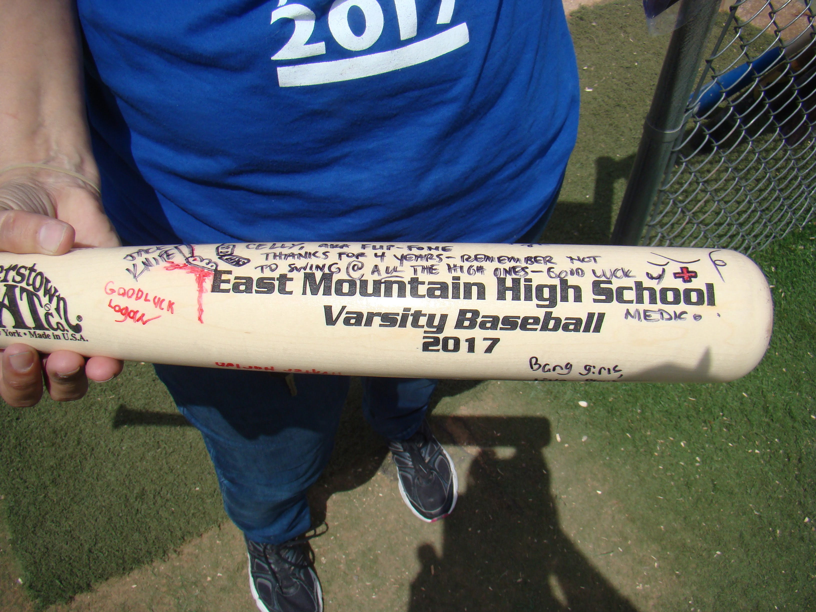 East Mountain baseball season ends at the hands of Hope Christian