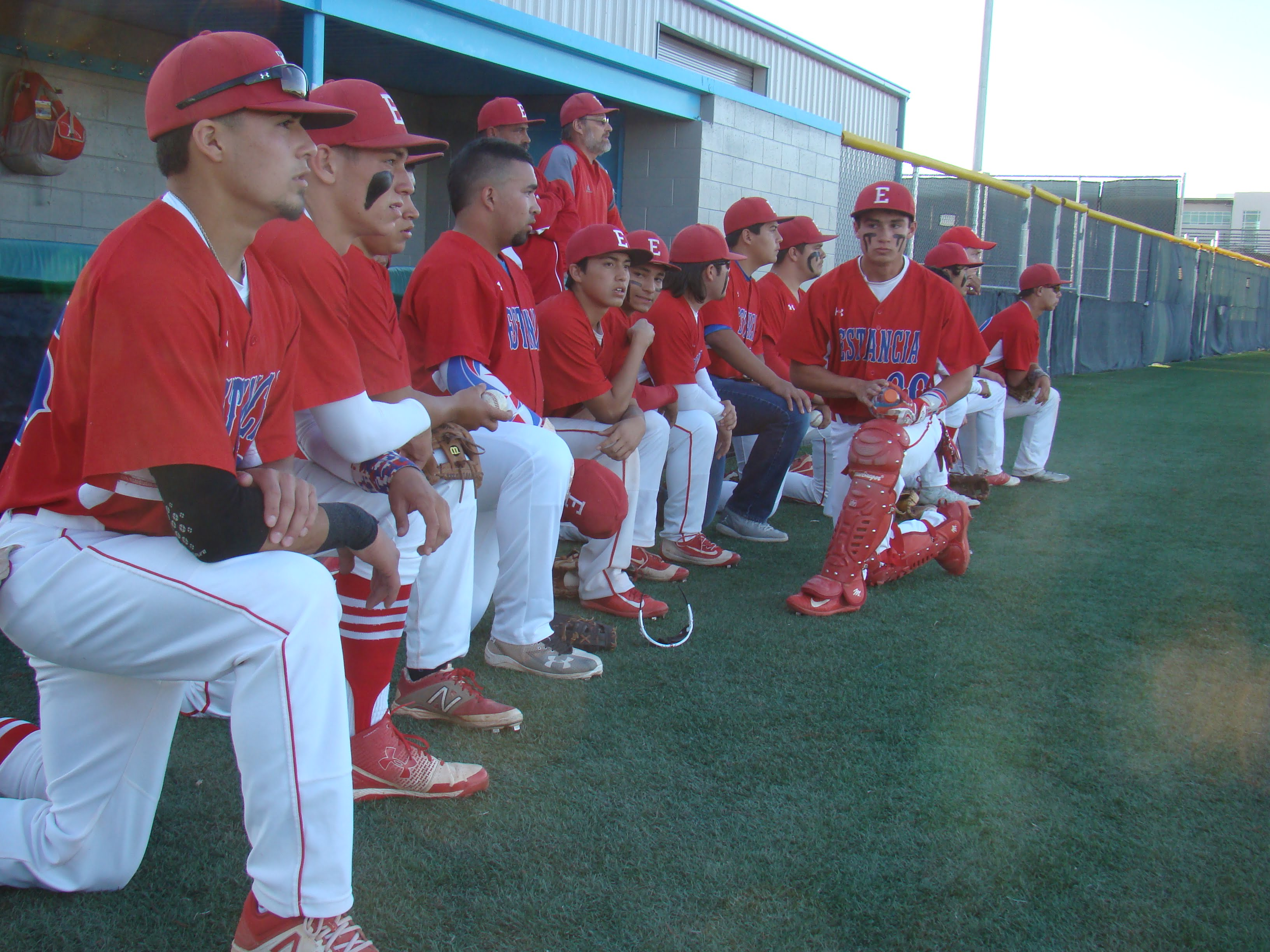 Estancia baseball's 'storybook ending' foiled as Bears fall in semis