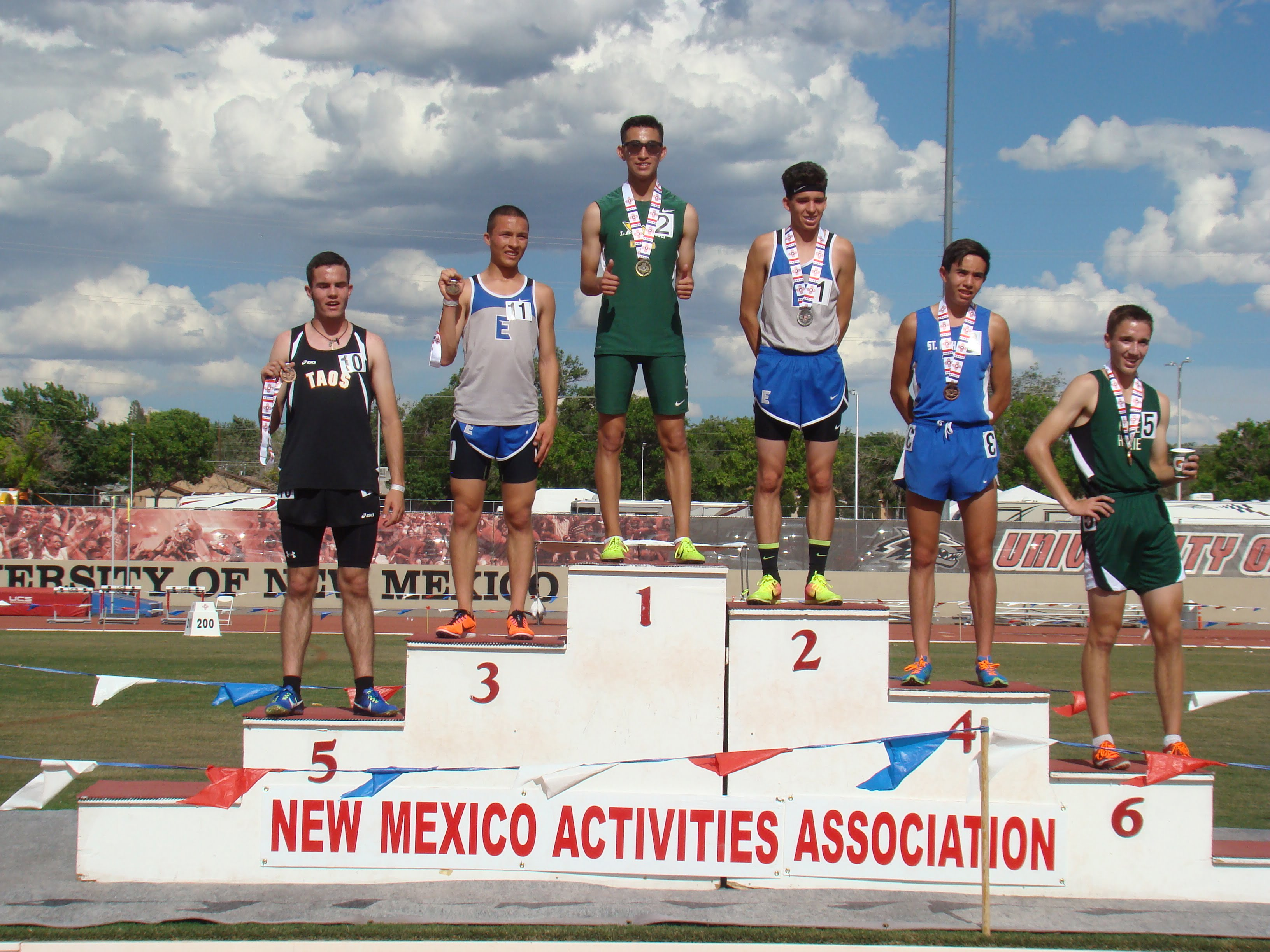 Moriarty, Manzano, East Mtn. strike gold at state track and field