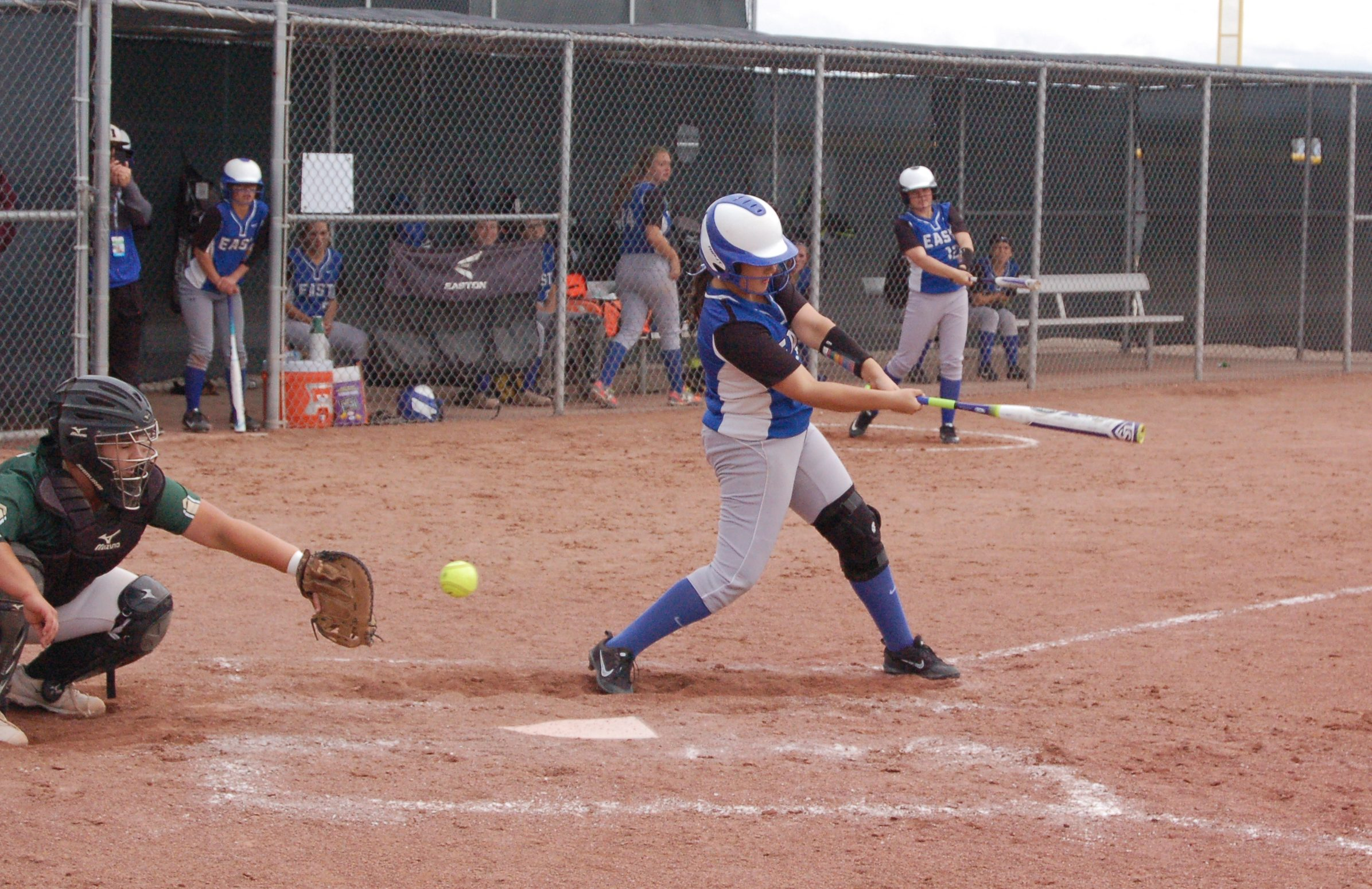 E. Mtn. softball comes up short against Hope