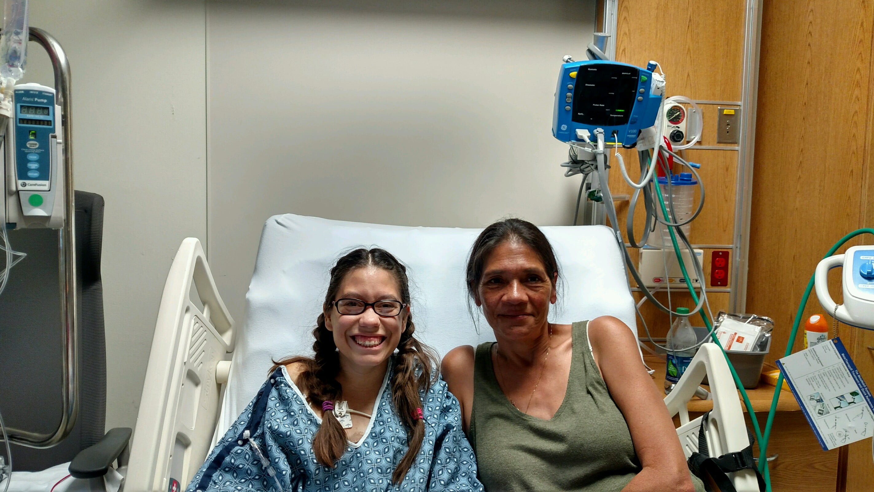 A double lung transplant and heroic friends in Edgewood