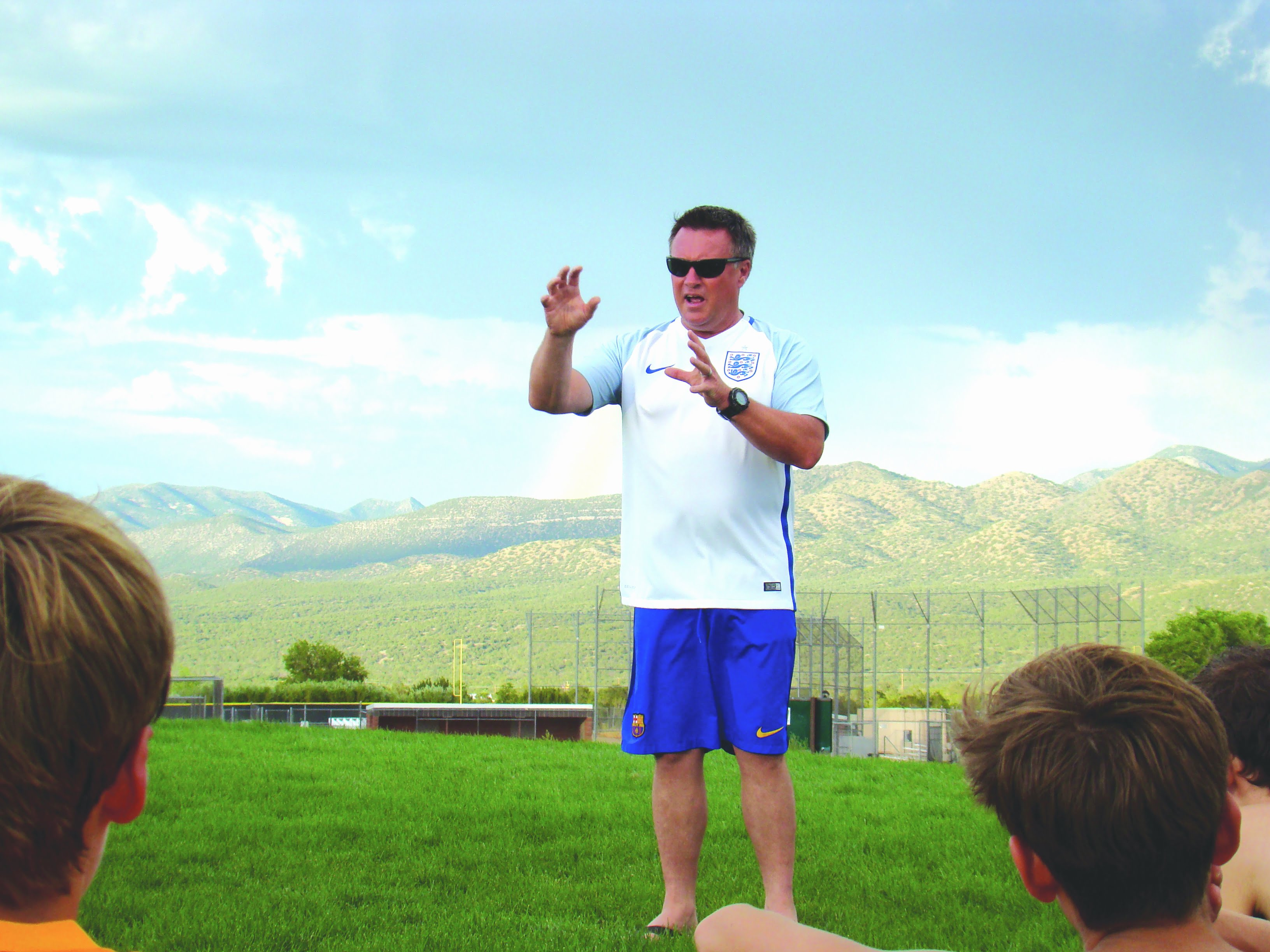New coach, new 'team concept' for EMHS boys soccer program