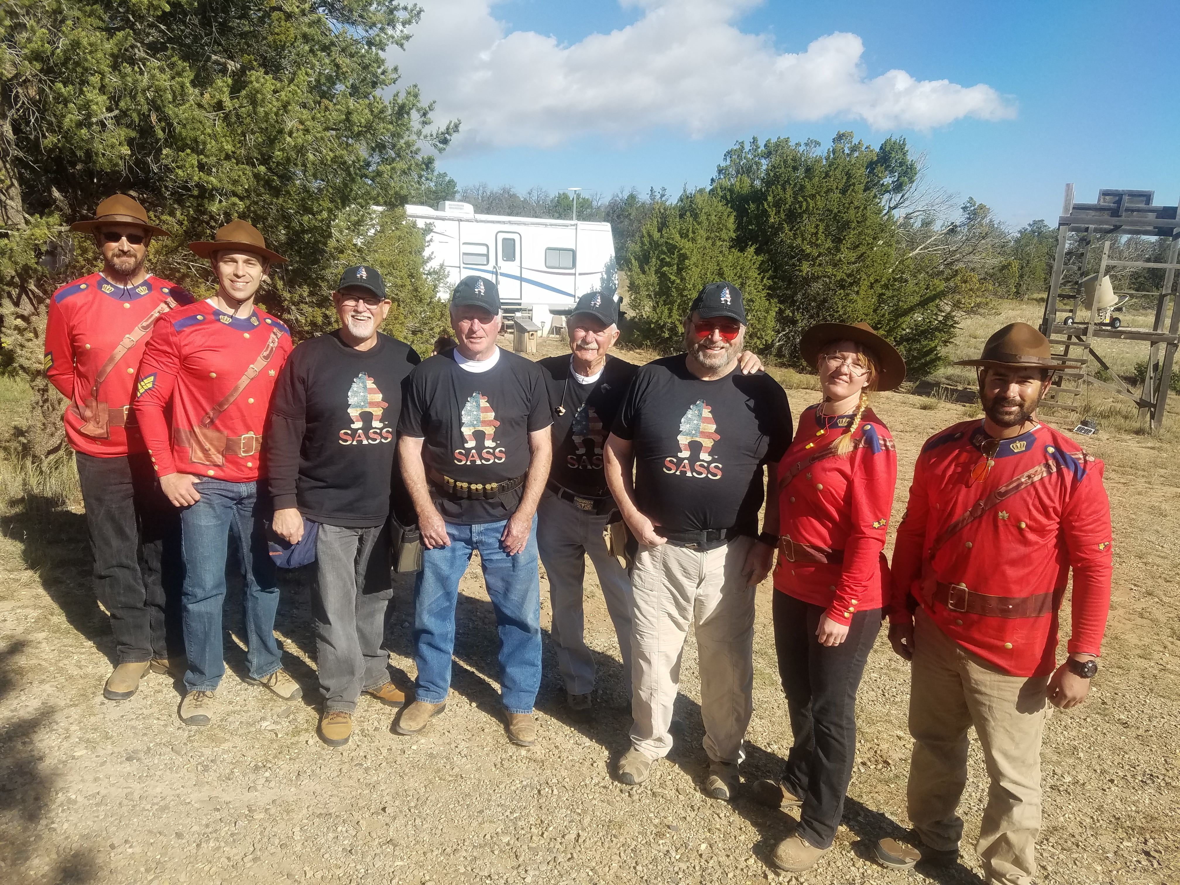 2017 Bustin' Clays Champions Crowned