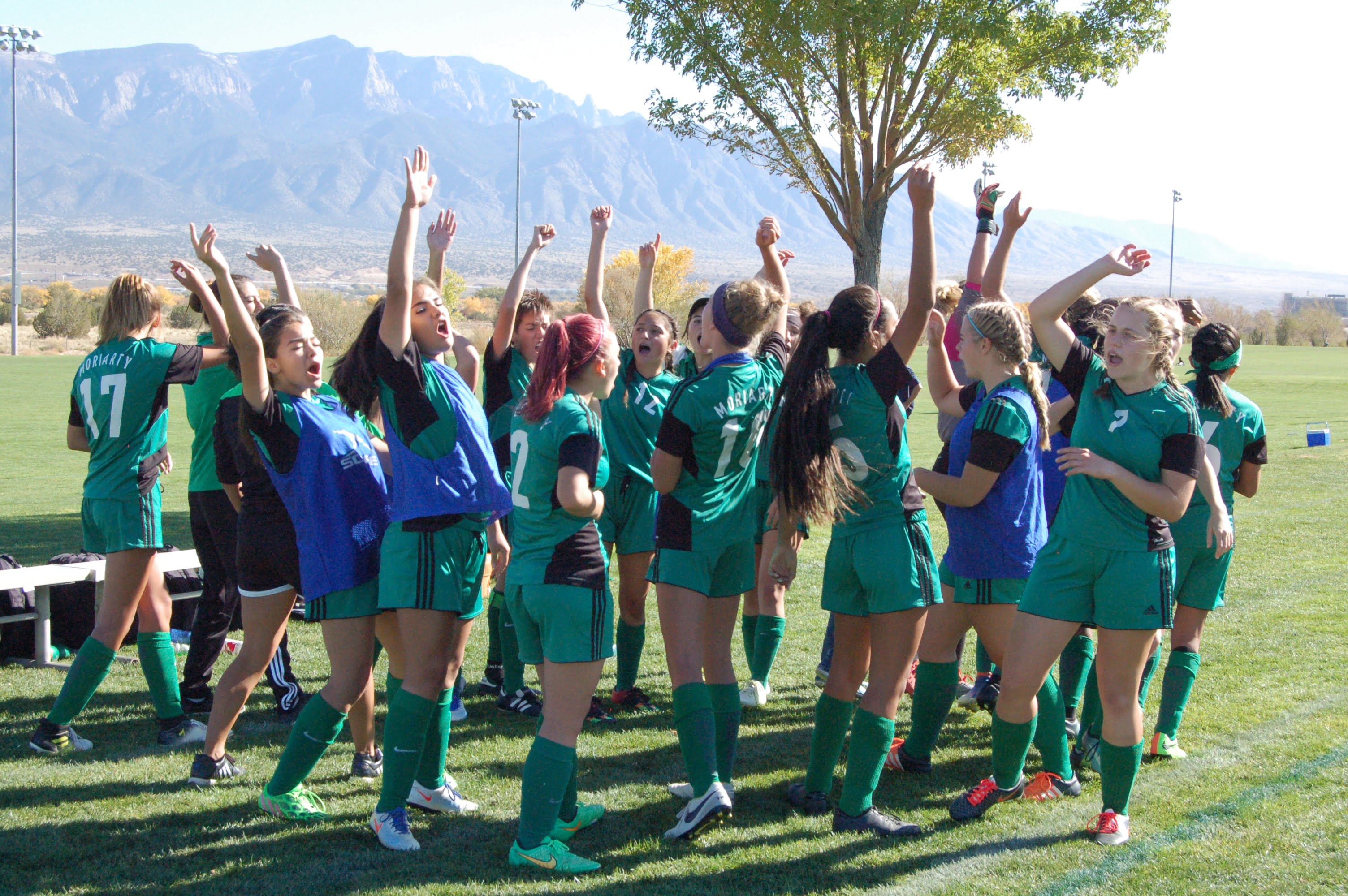Moriarty girls soccer falls in state quarterfinals to Santa Fe Prep