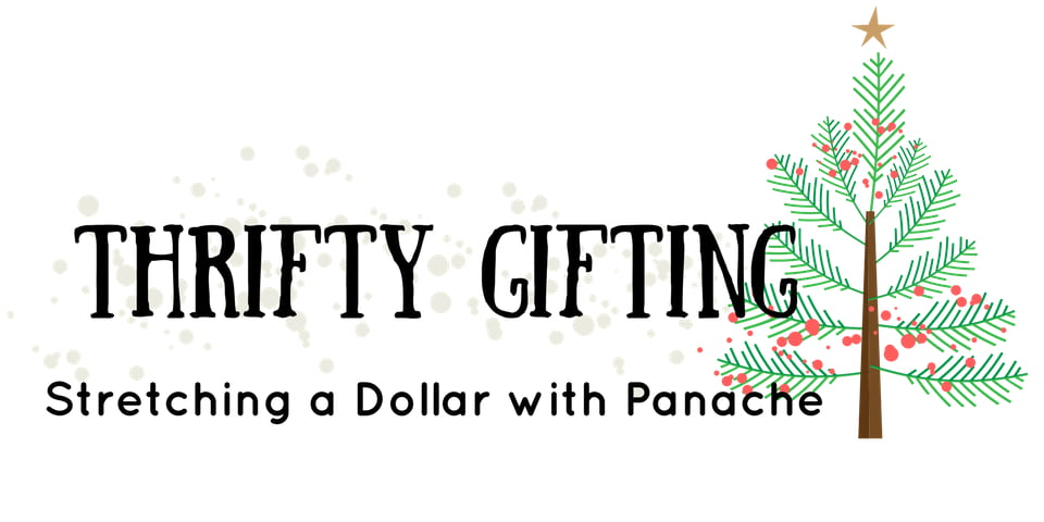 Thrifty Gifting