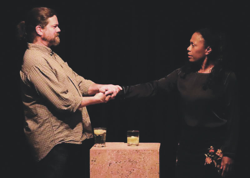 Tricounty area on stage: Nationally known playwright has local ties