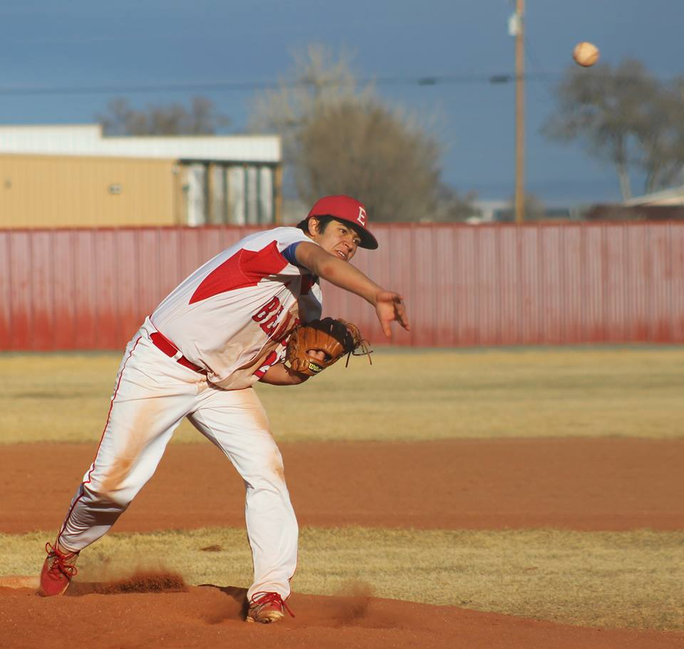 Estancia High School's baseball team, new coach win season opener