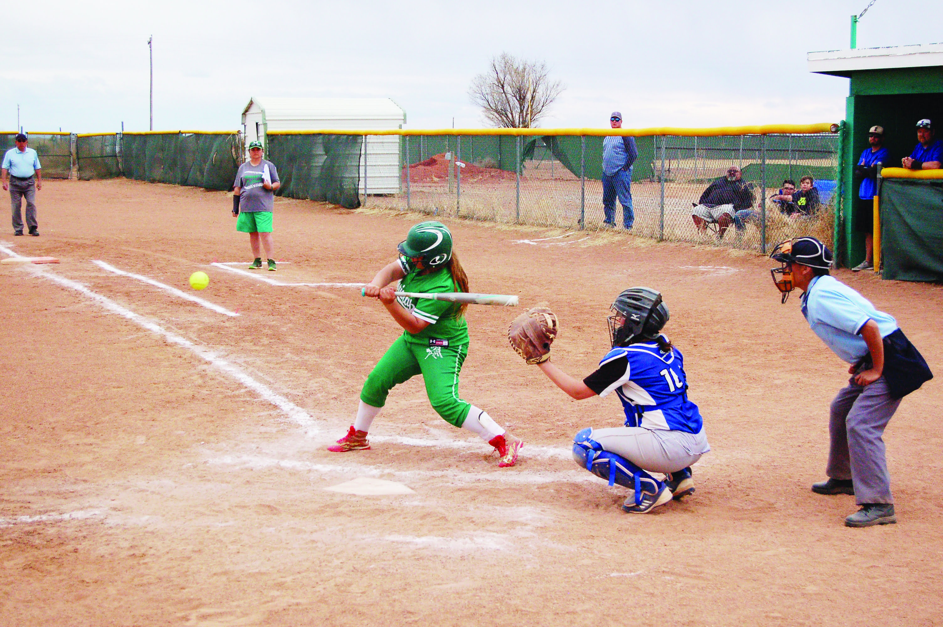 Lady Pintos take second-straight crown at annual softball tournament