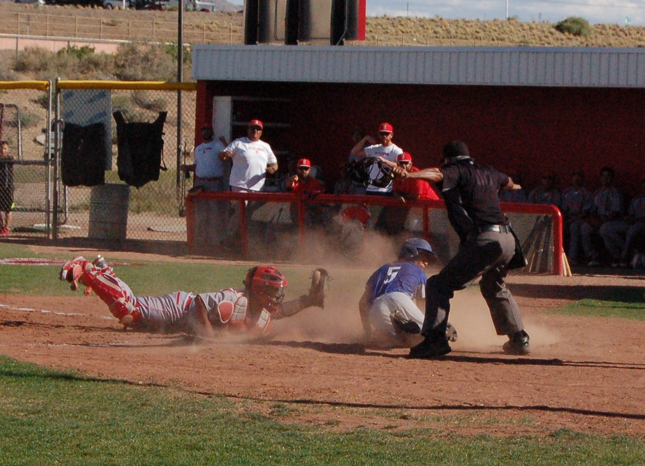East Mountain bested by Bernalillo in first round of state