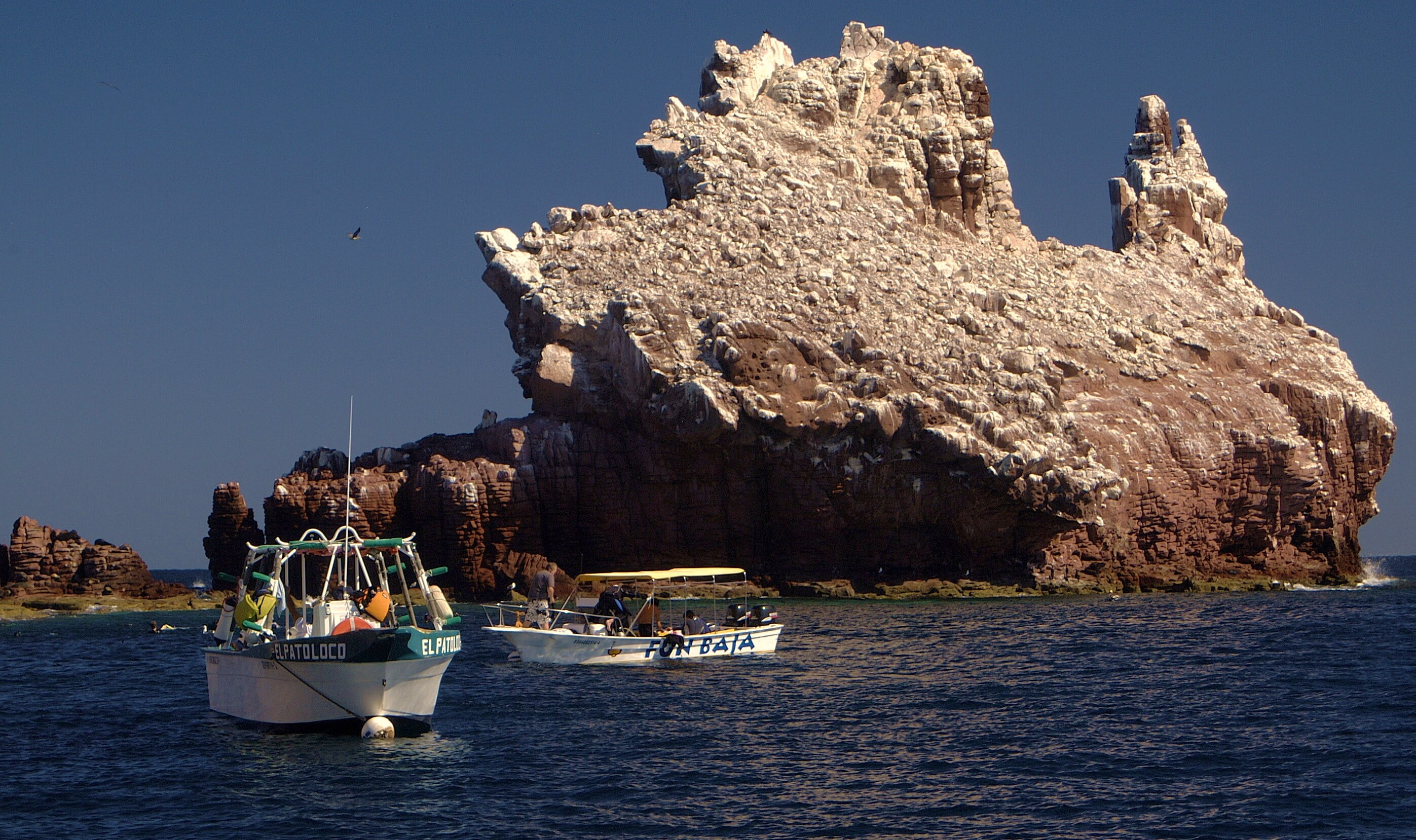 La Paz and the Costa Baja Resort On the Sea of Cortez