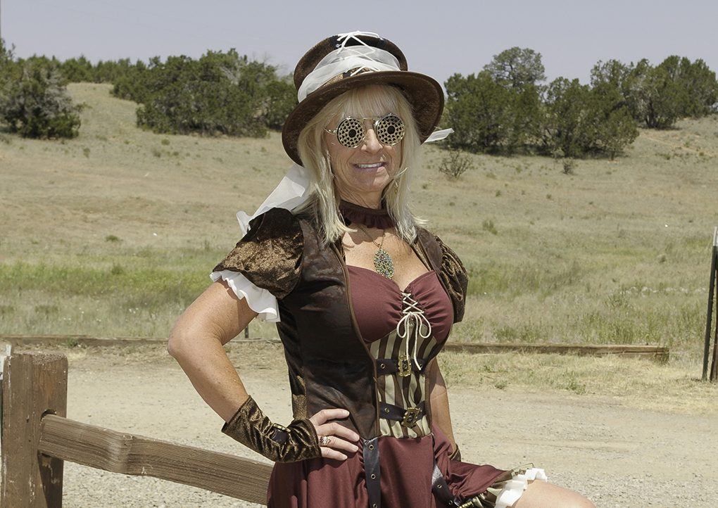 SASS End of Trail gets steampunked