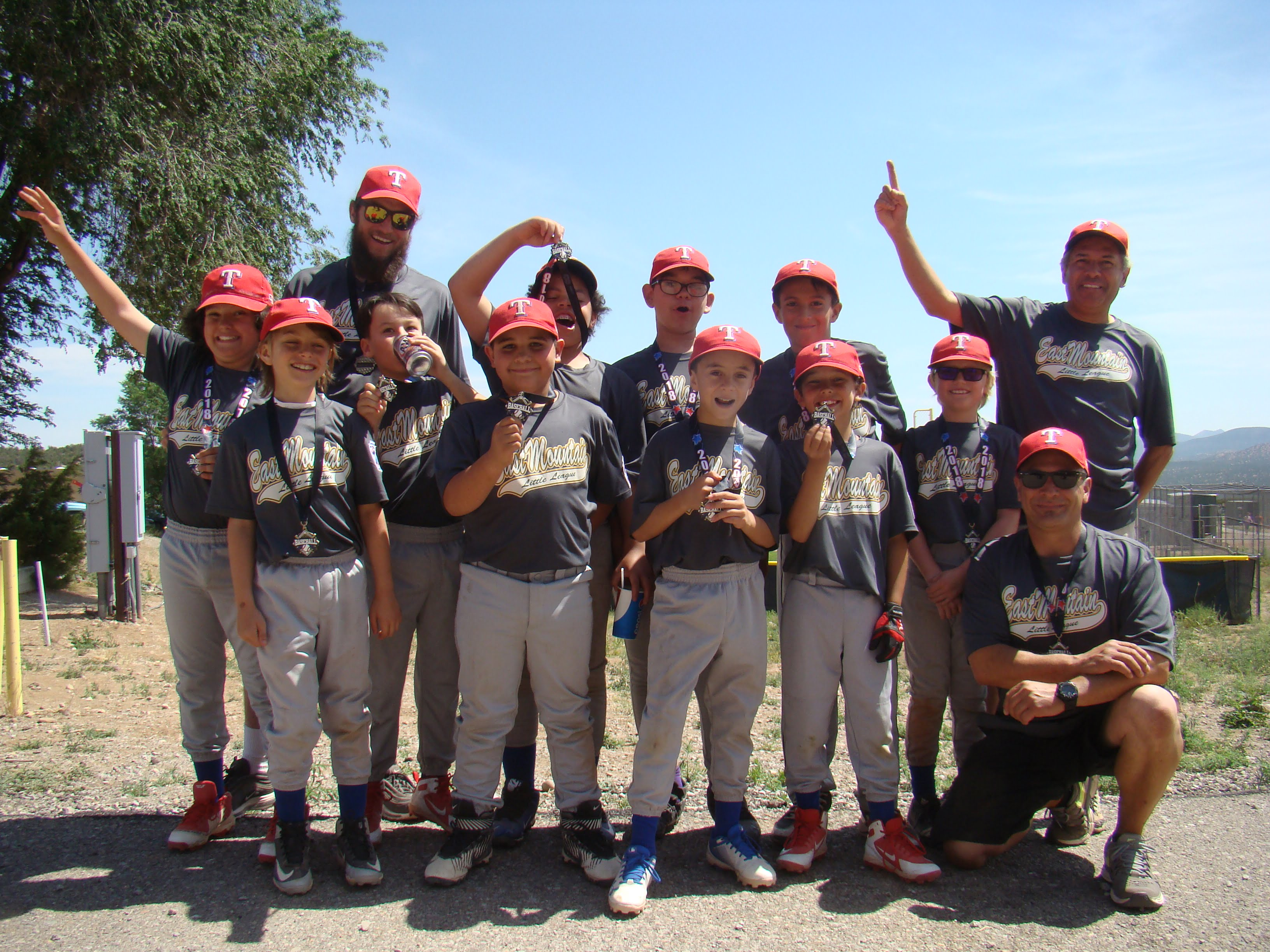 East Mtn. Little League season ends with tournament championships