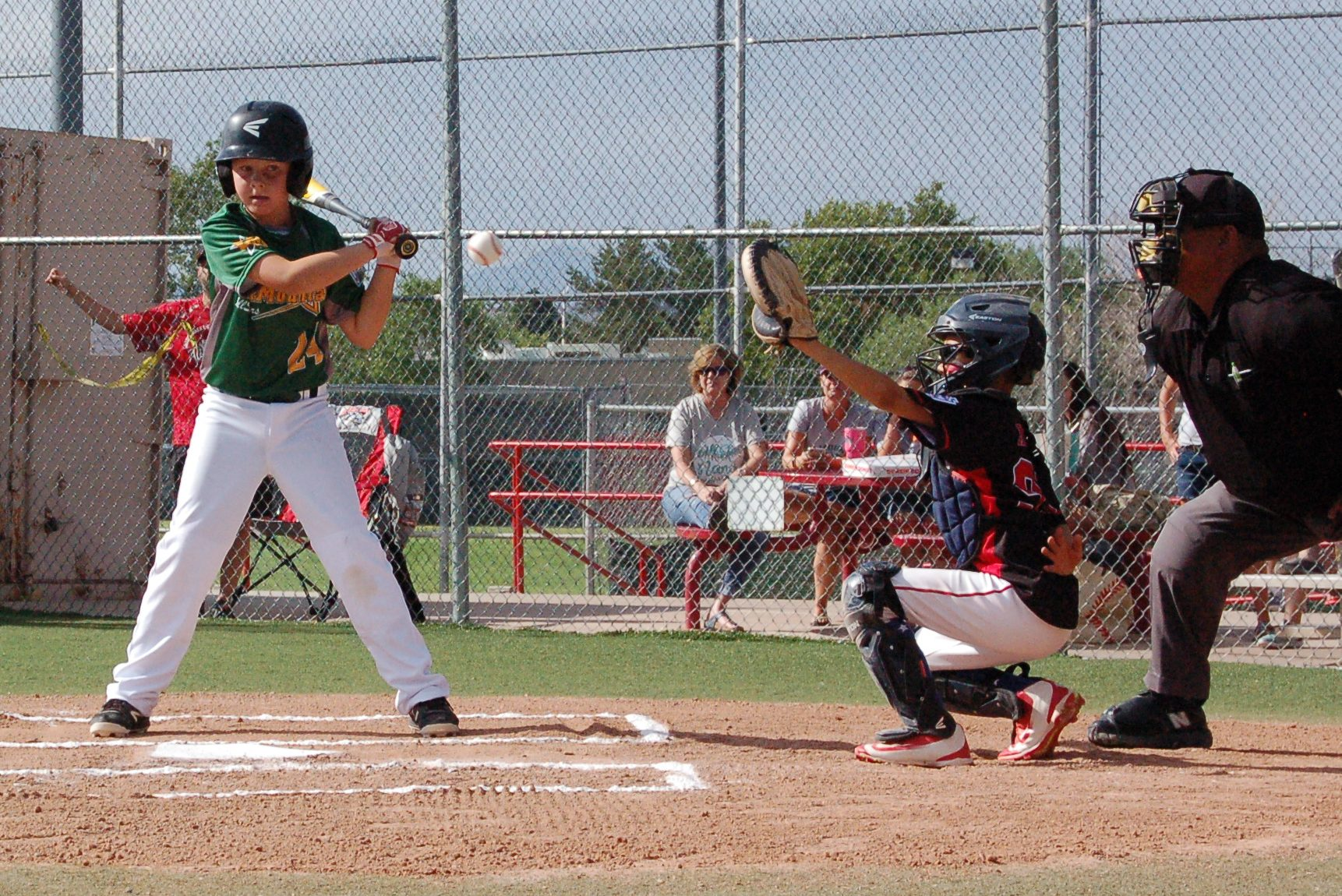 East Mountain Little League All-Star teams start strong at district tourney