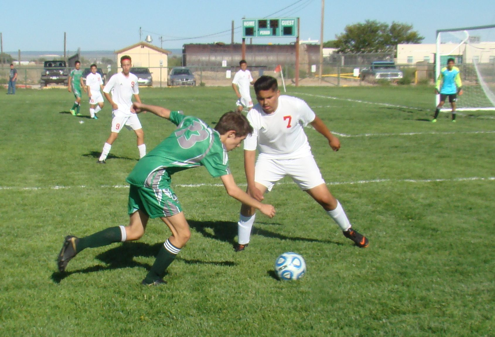 Pintos boys soccer season starts with pair of wins