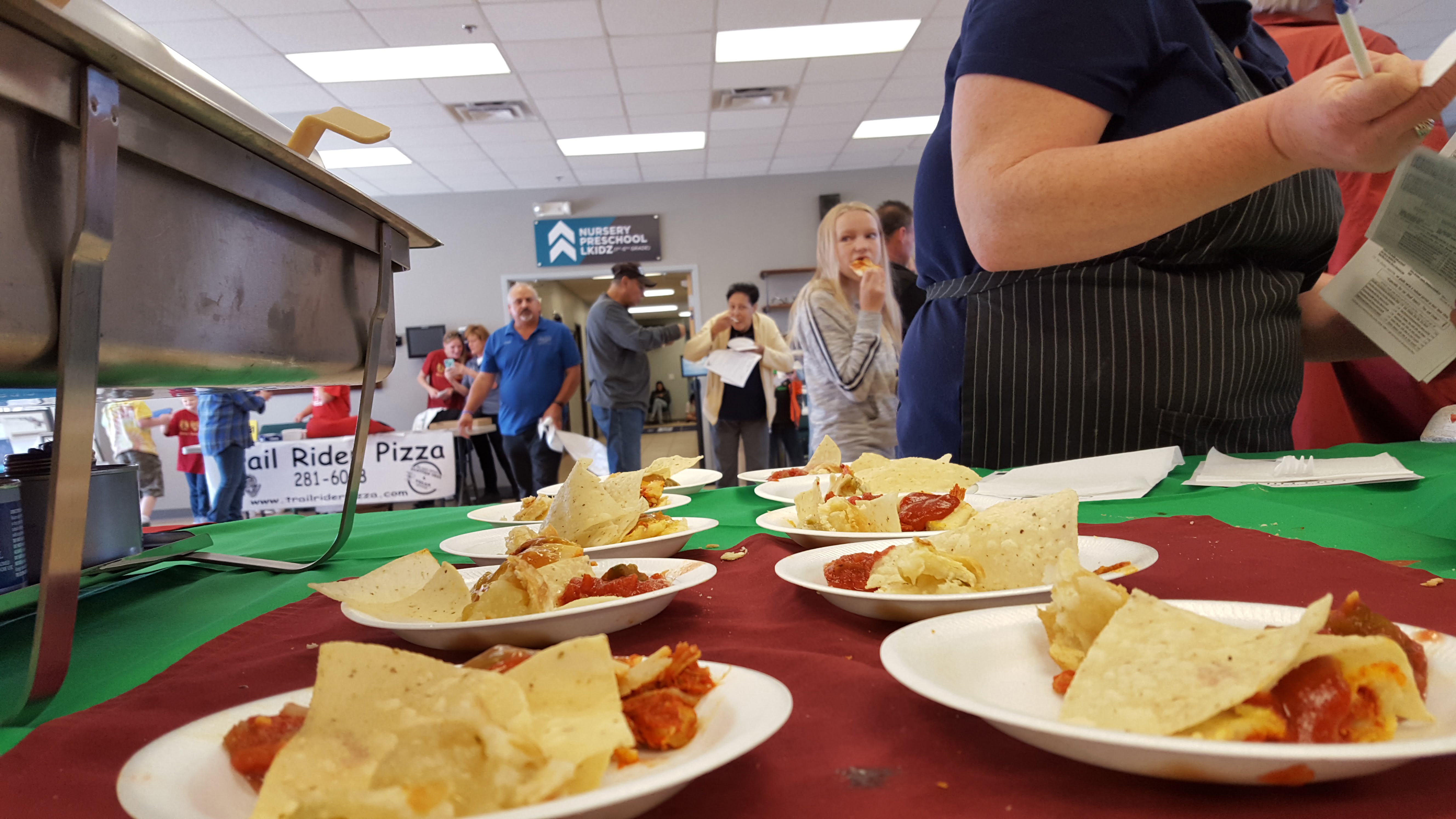 Sample the area at Taste of the East Mountains