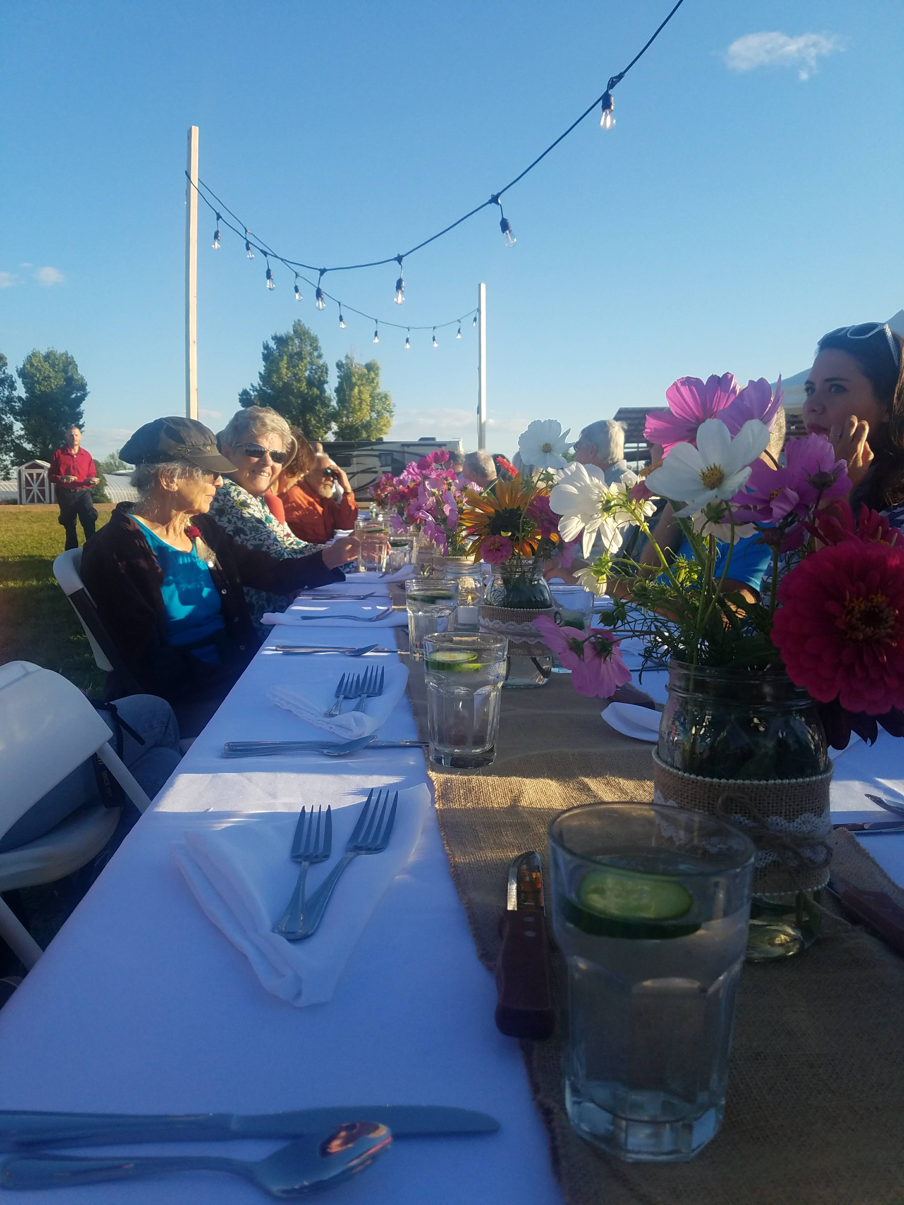 Biz Buzz: Dinner in the Field showcases local talents and products
