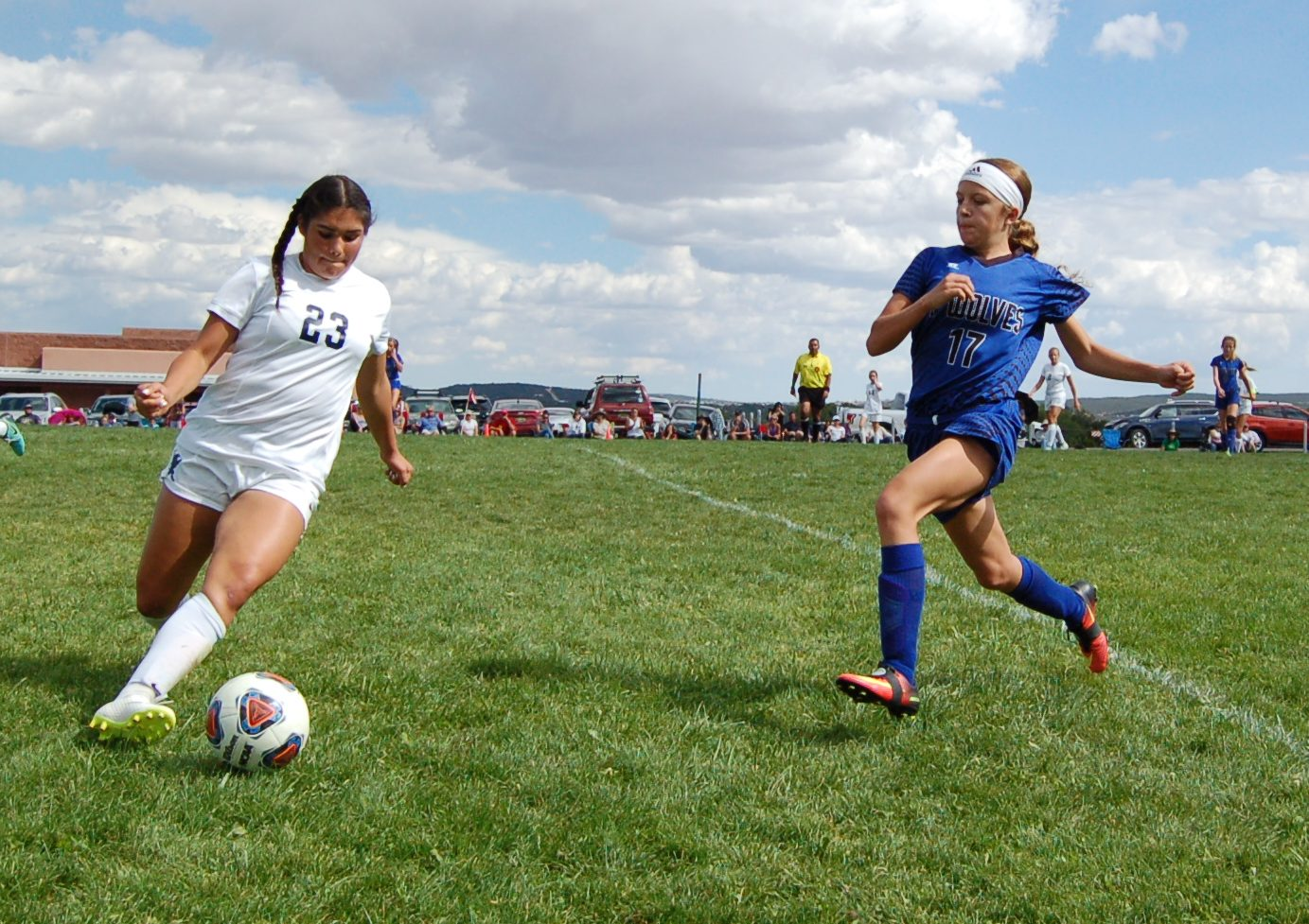 East Mtn. girls soccer coach thinks team will be OK despite recent losses