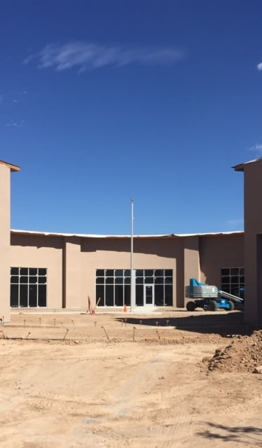 New campus for EVCA nearing completion