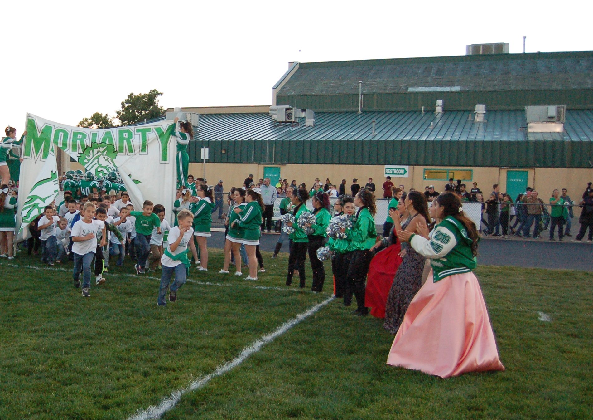 Pintos clobber Capital Jaguars 38-12 in homecoming victory