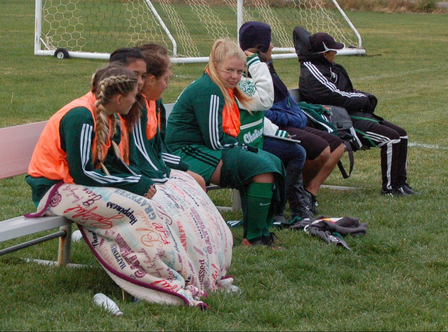 Moriarty girls soccer team loses damp, windy match to Los Alamos