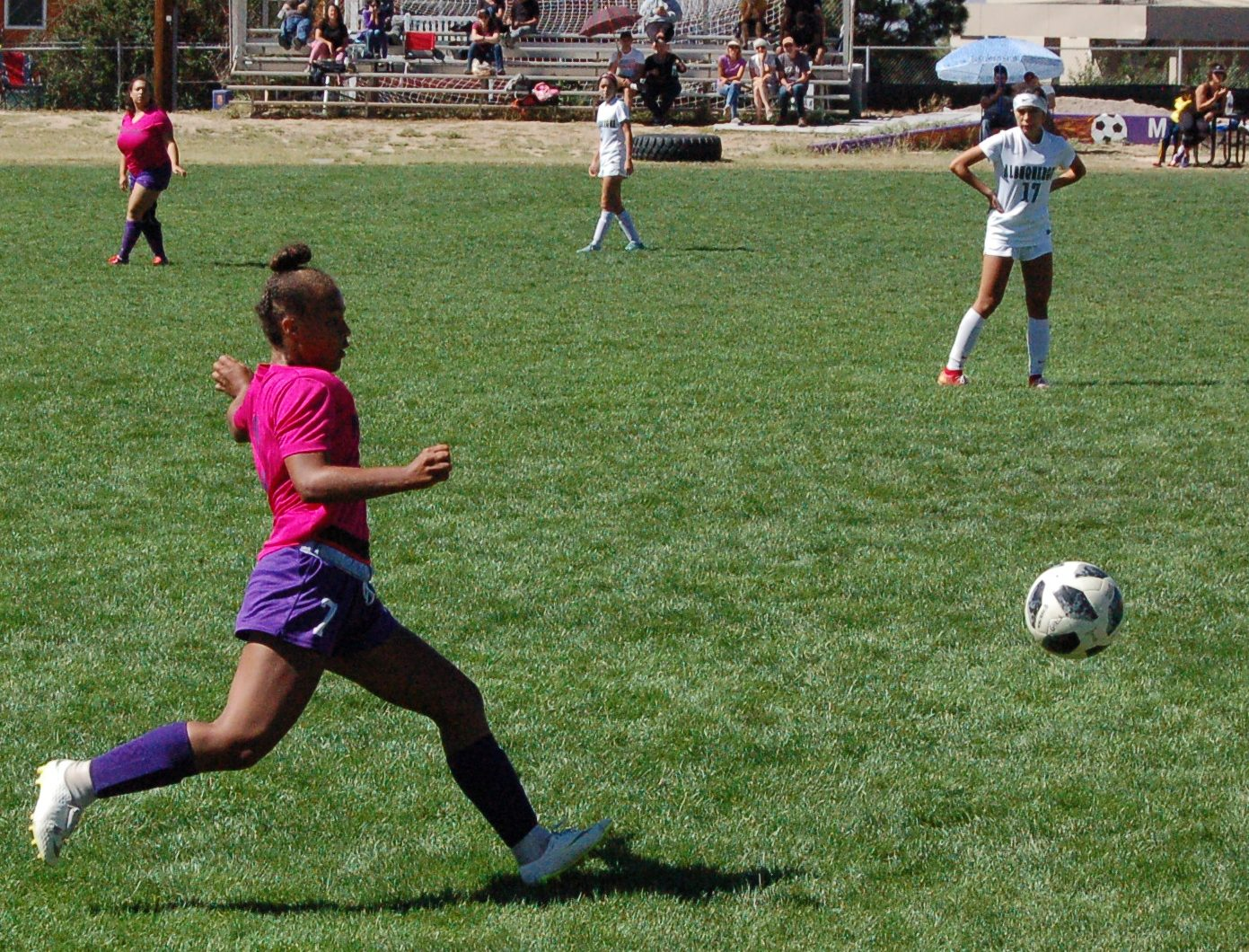 Manzano High girls soccer team shows 'passion to the end' in loss