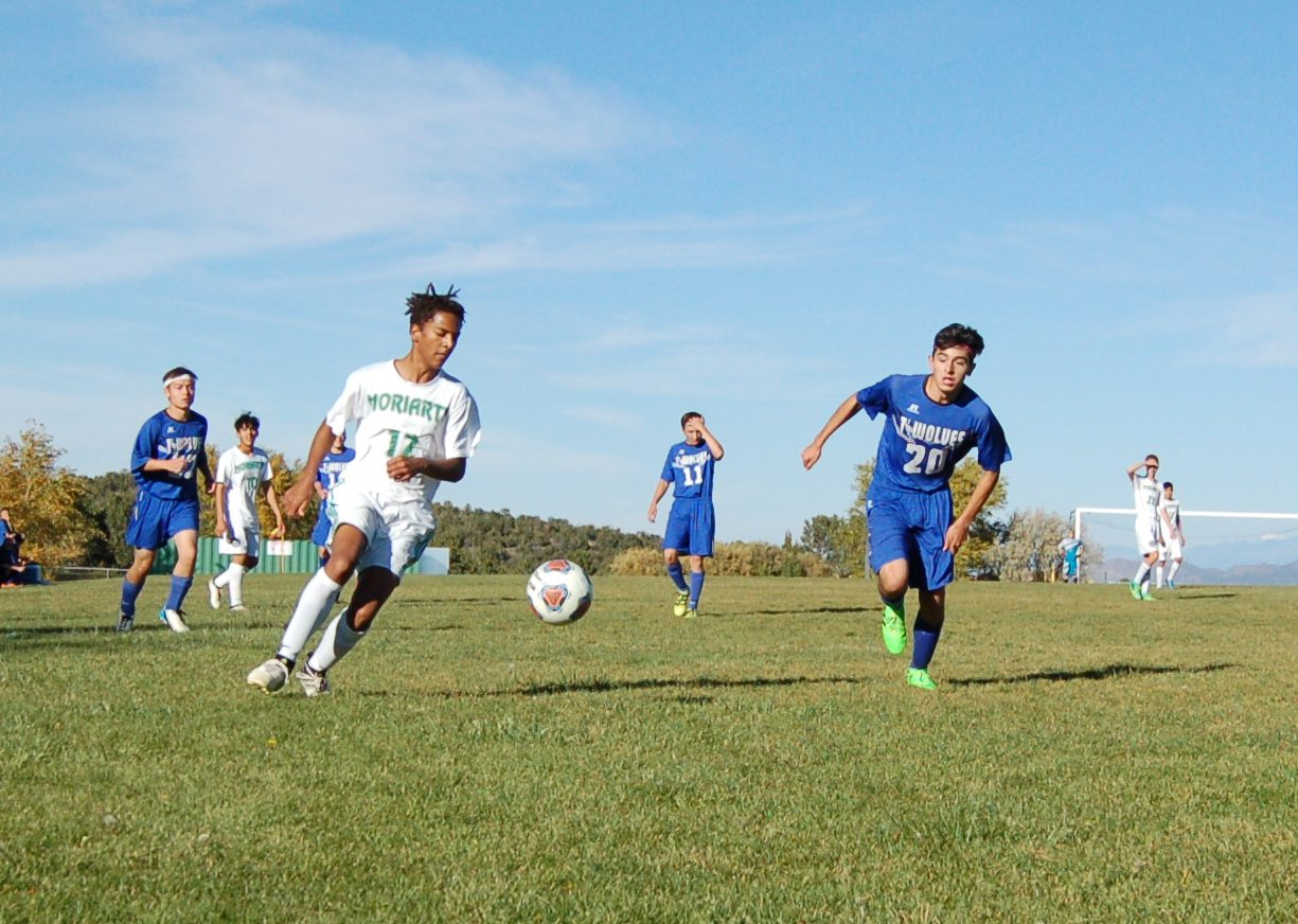 Pintos soccer blanks East Mountain in season finale