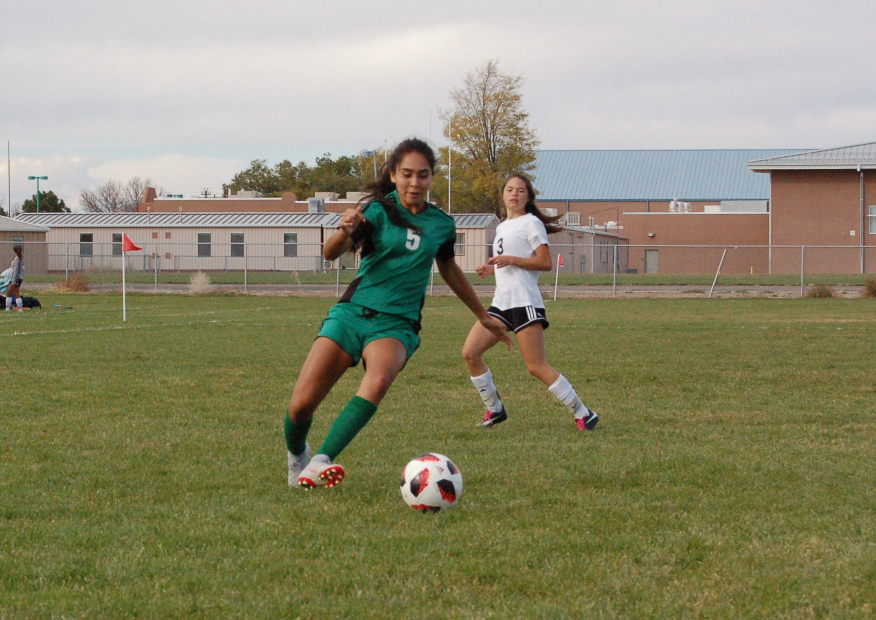 Massey's hat trick helps lift Lady Pintos to regular season finale win