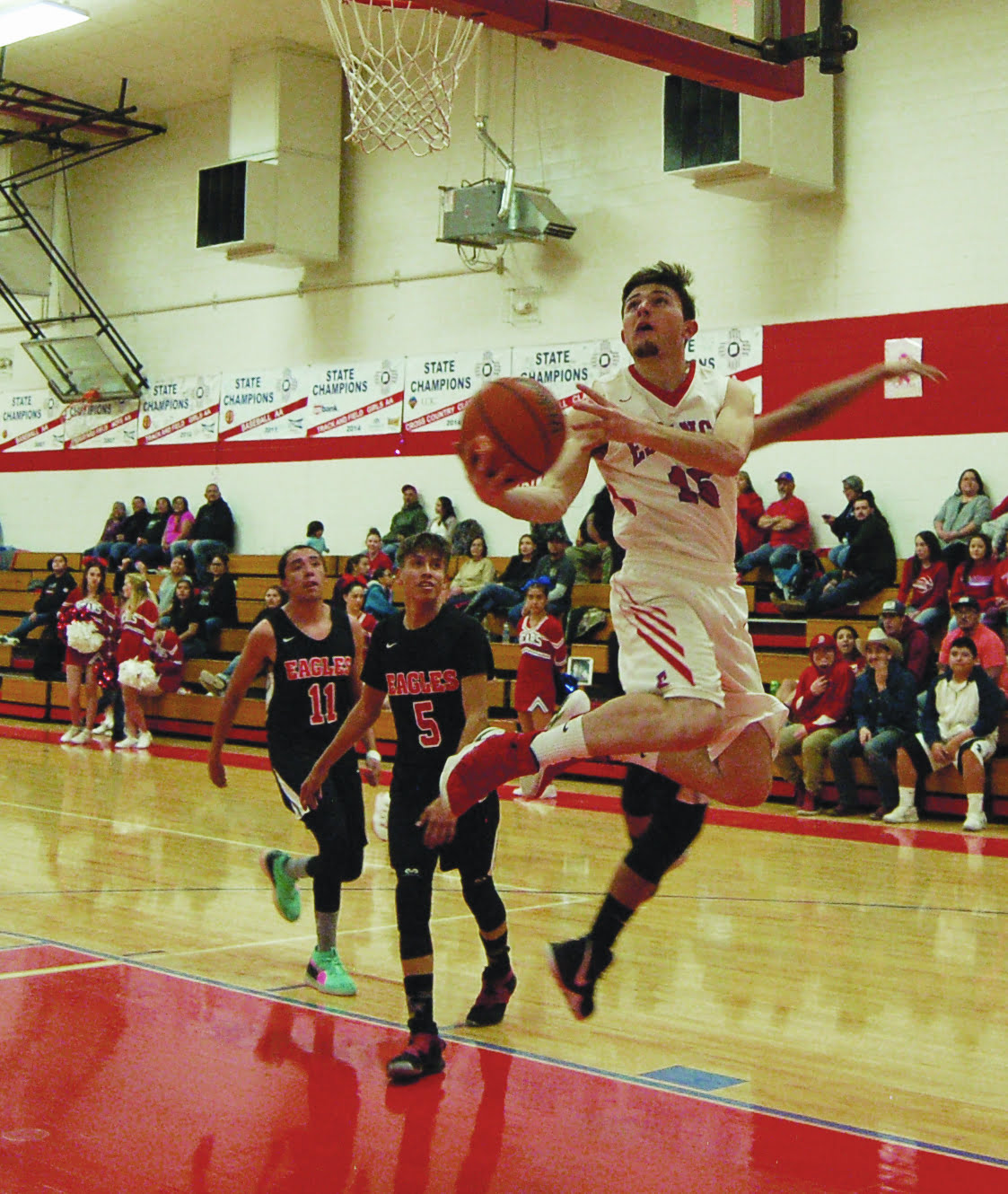 Estancia boys basketball cruises to 73-29 victory over NACA