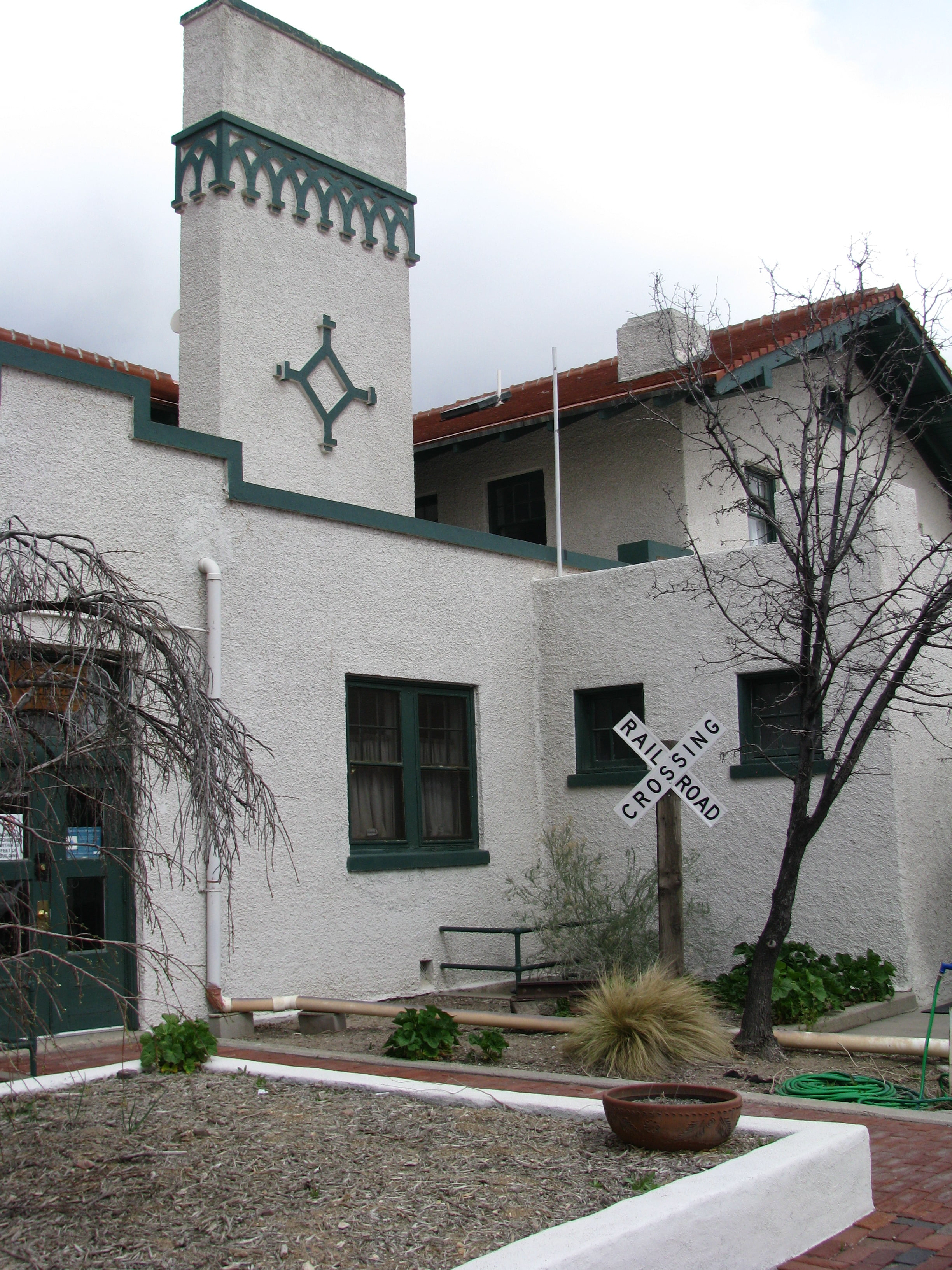 Close to Home: Harvey House in Belen is full of history