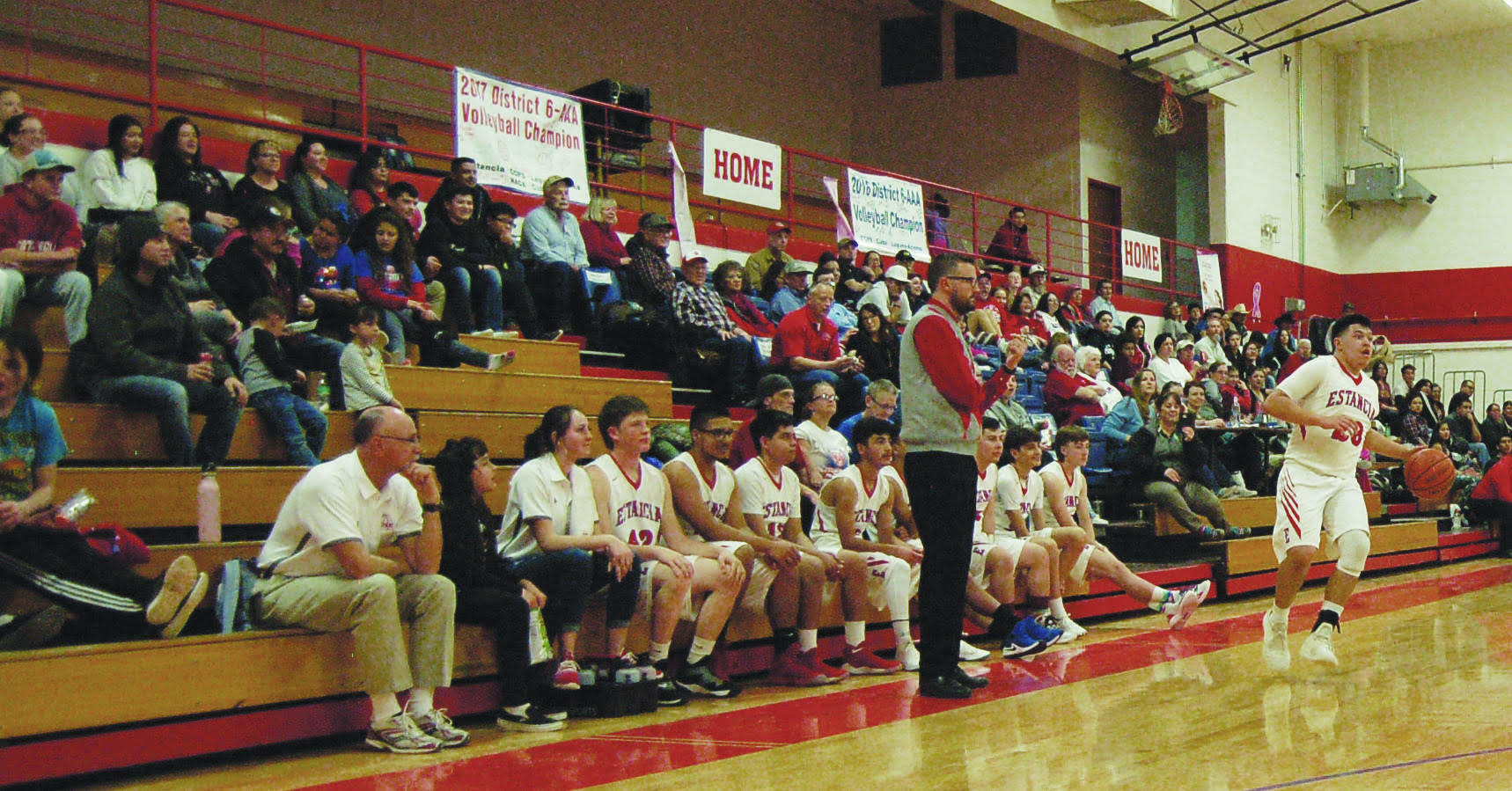 NMAA bans Estancia fans from attending boys state game