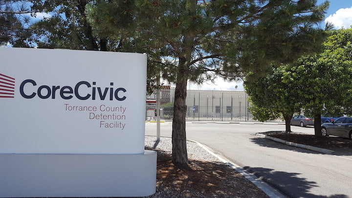 Torrance County, CoreCivic, ICE to re-open prison