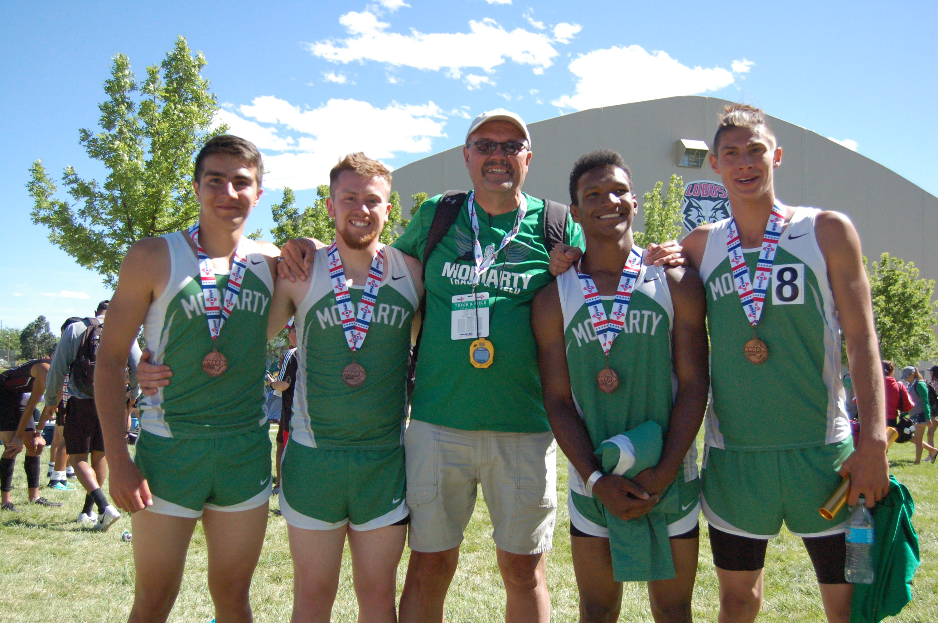 Moriarty High athletes shine at 4A-5A state track and field championships