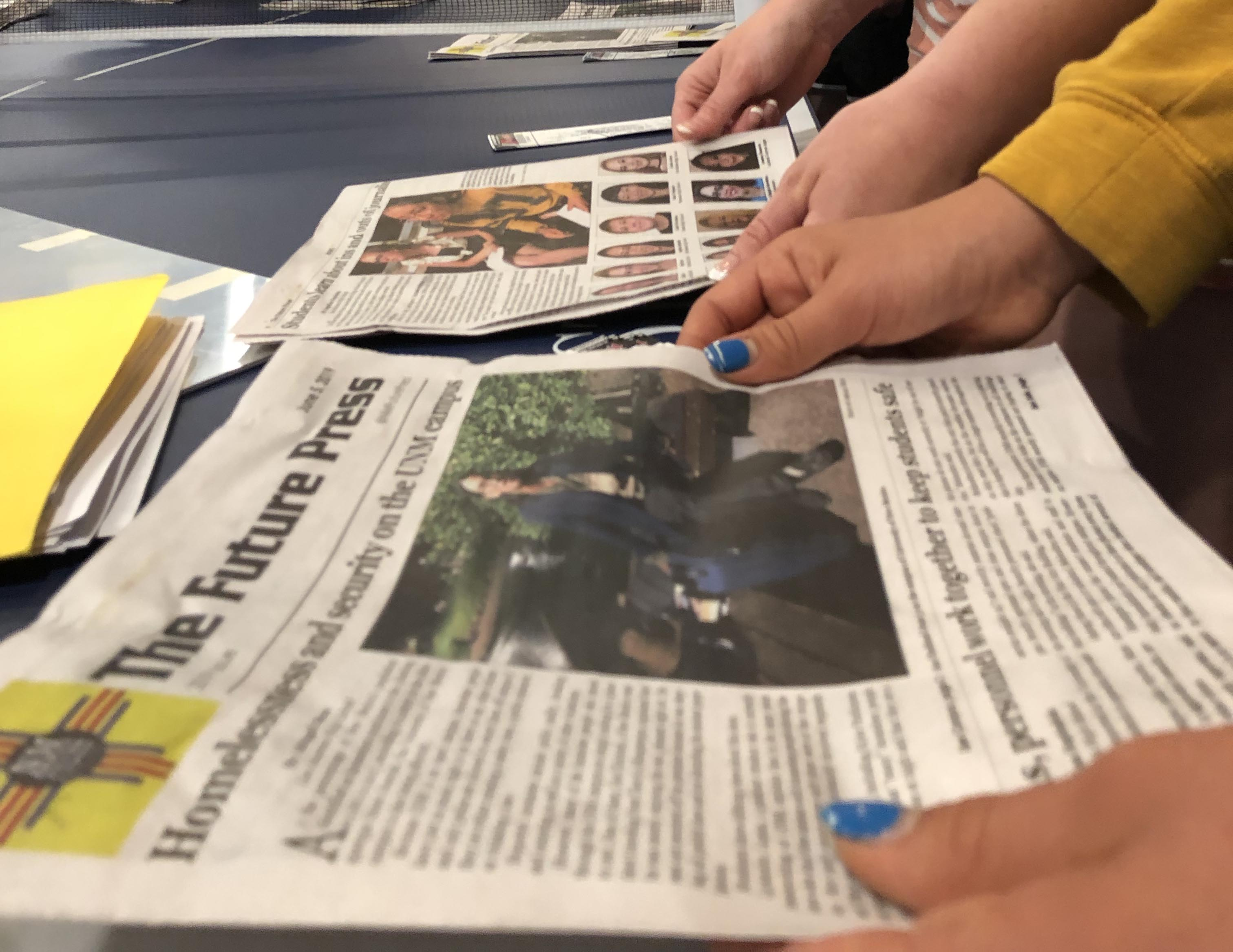 Reflections on the future of journalism & newspapers
